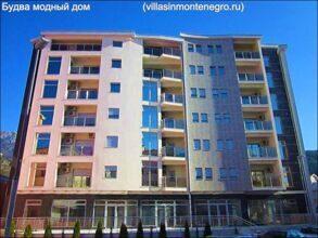 Недвижимость в черногории город будве